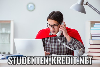 Banken für Studentenkredite